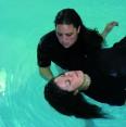 הייתי בגן עדן לגעת במים בריכה טיפולית, מבוא חורון