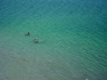 Витамины, минералы и фестивали, пляж Минерал, киббуц Мицпе-Шалем, Мертвое море
