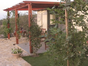 Сельский отдых и хасидские истории, циммер Таль, гостевые апартаменты, Бат-Айн