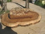 הלחם לבדו | לחם שאור אורגני, תקוע