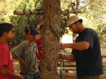 אצא לי אל היער, בוסתן בראשית, יער אגדות הילדים פעילות וטיול ביער, טל מנשה