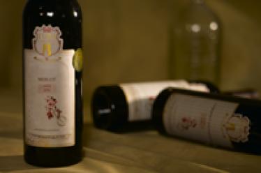 От палаток до медалей,  элитная винодельня «Тура»,  Рахелим