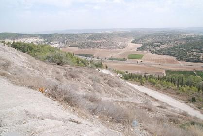 По следам Давида и Годиафа ( и не только …) с Мирьям Бен Давид
