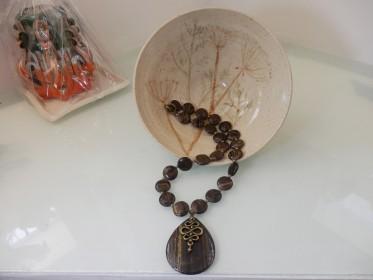 Белла Левин / изготовление украшений, Ткоа