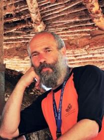 Александр Маймон, экскурсовод