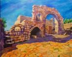 А Ишай породил Давида, Могила Ишая и Рут, археологический парк, Тель-Румейда, Хеврон