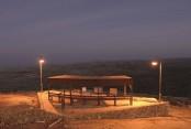 Отдых на краю пустыни / училище (мидраша) и гостевой дом, Маале-Хевер