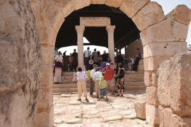 Не покидать города, археологический парк, Сусия